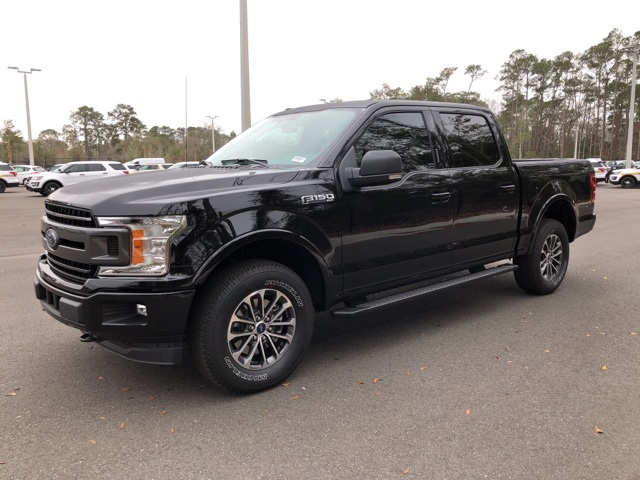 2018 F-150 SuperCrew Cab 4x4,  Pickup #JFB96057 - photo 4