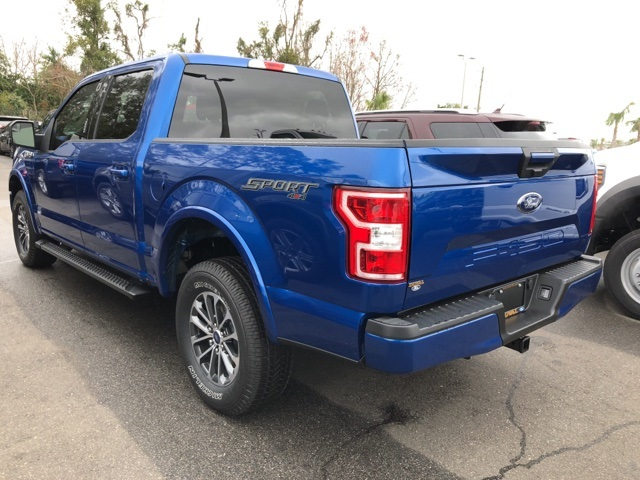 2018 F-150 SuperCrew Cab 4x4,  Pickup #JFB96058 - photo 9