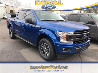 2018 F-150 SuperCrew Cab 4x4,  Pickup #JFB96058 - photo 1
