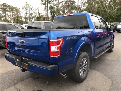 2018 F-150 SuperCrew Cab 4x4,  Pickup #JFB96058 - photo 2