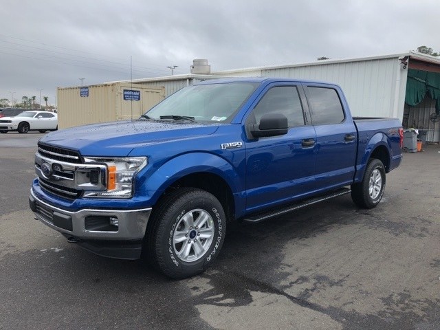 2018 F-150 SuperCrew Cab 4x4,  Pickup #JFB96063 - photo 4