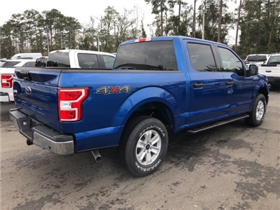 2018 F-150 SuperCrew Cab 4x4,  Pickup #JFB96063 - photo 2
