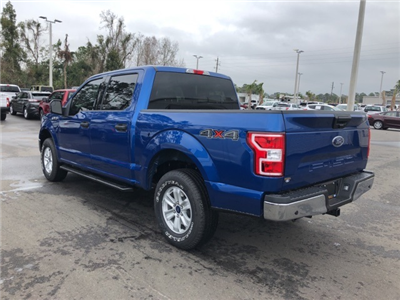 2018 F-150 SuperCrew Cab 4x4,  Pickup #JFB96063 - photo 9