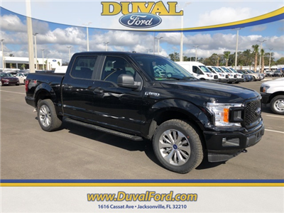 2018 F-150 SuperCrew Cab 4x4, Pickup #JFB96064 - photo 1