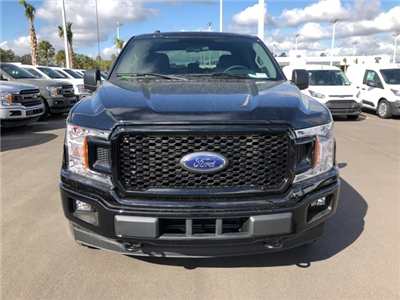 2018 F-150 SuperCrew Cab 4x4, Pickup #JFB96064 - photo 3