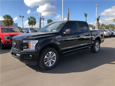 2018 F-150 SuperCrew Cab 4x4, Pickup #JFB96064 - photo 4