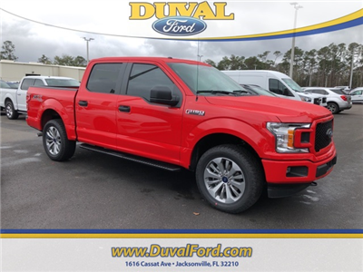2018 F-150 SuperCrew Cab 4x4, Pickup #JFB96066 - photo 1