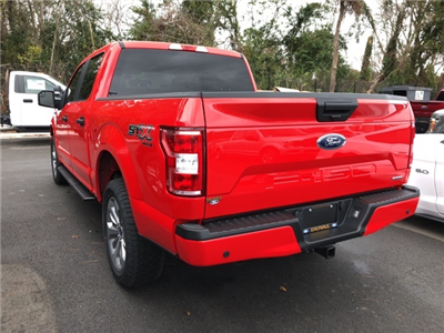 2018 F-150 SuperCrew Cab 4x4, Pickup #JFB96066 - photo 9