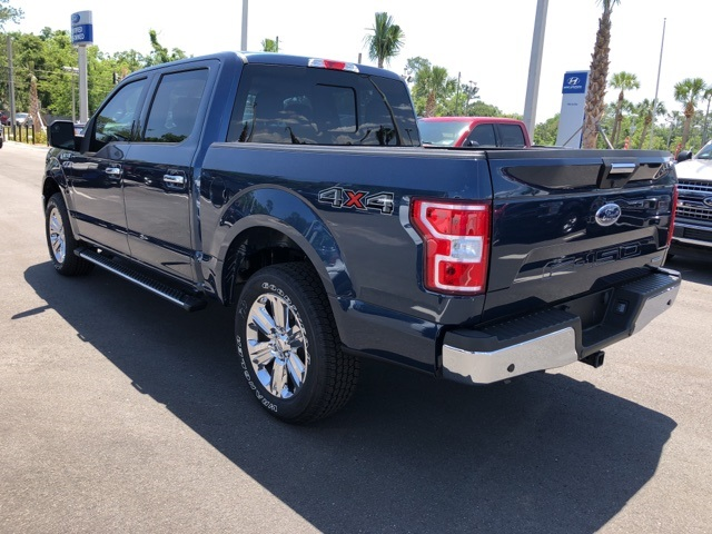 2018 F-150 SuperCrew Cab 4x4,  Pickup #JFC08969 - photo 20