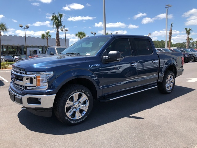 2018 F-150 SuperCrew Cab 4x4,  Pickup #JFC08969 - photo 4