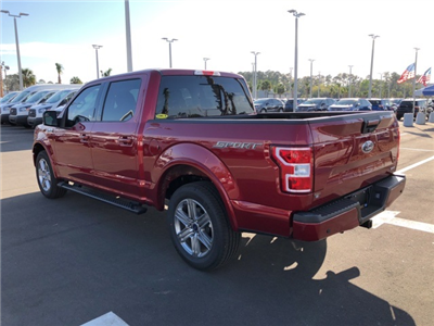 2018 F-150 SuperCrew Cab,  Pickup #JFC10627 - photo 21