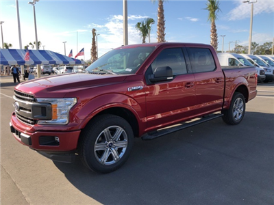2018 F-150 SuperCrew Cab,  Pickup #JFC10627 - photo 4