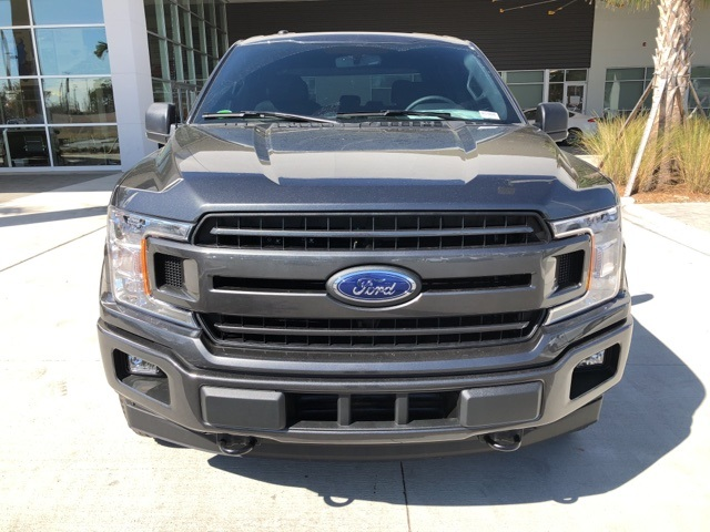 2018 F-150 SuperCrew Cab 4x4,  Pickup #JFC10638 - photo 3