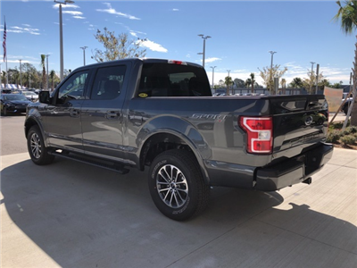 2018 F-150 SuperCrew Cab 4x4,  Pickup #JFC10638 - photo 21