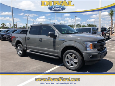 2018 F-150 SuperCrew Cab 4x4,  Pickup #JFC23980 - photo 1