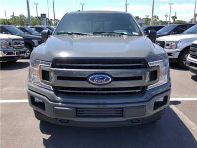 2018 F-150 SuperCrew Cab 4x4,  Pickup #JFC23980 - photo 3