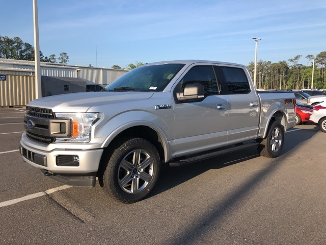 2018 F-150 SuperCrew Cab 4x4,  Pickup #JFC23981 - photo 4