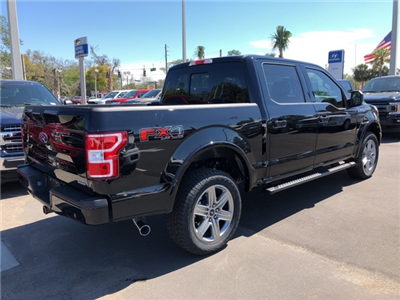2018 F-150 SuperCrew Cab 4x4,  Pickup #JFC23983 - photo 2