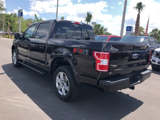 2018 F-150 SuperCrew Cab 4x4,  Pickup #JFC23986 - photo 21