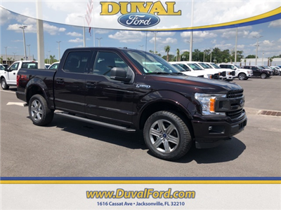 2018 F-150 SuperCrew Cab 4x4,  Pickup #JFC23986 - photo 1