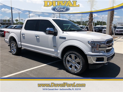 2018 F-150 SuperCrew Cab 4x4,  Pickup #JFC23987 - photo 1
