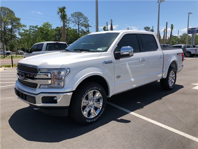 2018 F-150 SuperCrew Cab 4x4,  Pickup #JFC23987 - photo 4