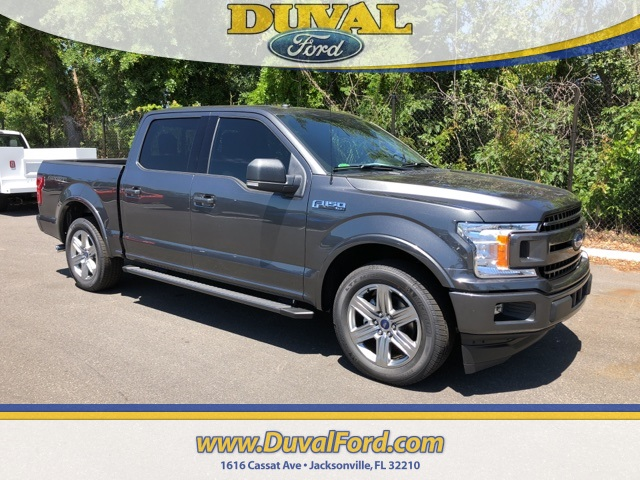 2018 F-150 SuperCrew Cab 4x2,  Pickup #JFC39712 - photo 1