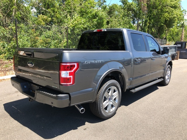 2018 F-150 SuperCrew Cab 4x2,  Pickup #JFC39712 - photo 2