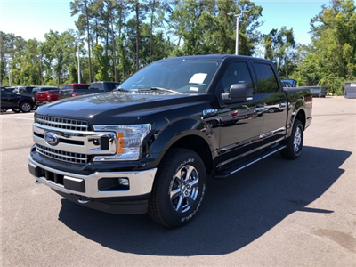 2018 F-150 SuperCrew Cab 4x4,  Pickup #JFC52233 - photo 4