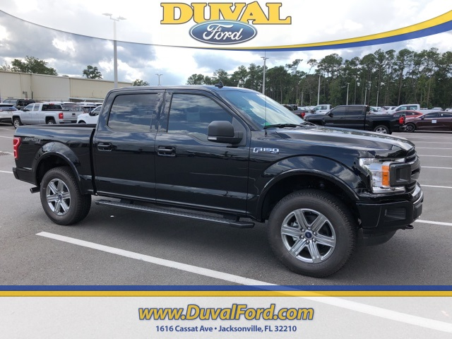 2018 F-150 SuperCrew Cab 4x4,  Pickup #JFC69675 - photo 1