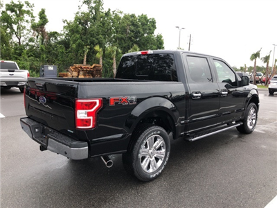 2018 F-150 SuperCrew Cab 4x4,  Pickup #JFC92714 - photo 2