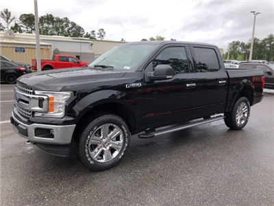 2018 F-150 SuperCrew Cab 4x4,  Pickup #JFC92714 - photo 4