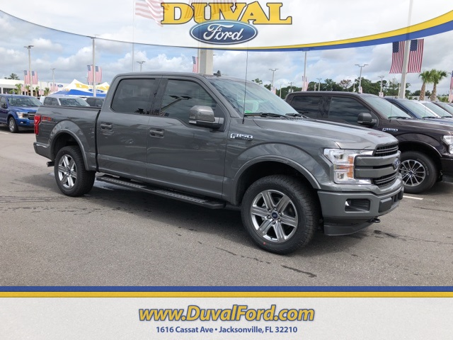 2018 F-150 SuperCrew Cab 4x4,  Pickup #JFD31892 - photo 1