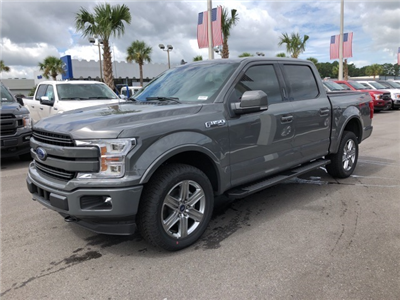 2018 F-150 SuperCrew Cab 4x4,  Pickup #JFD31892 - photo 4