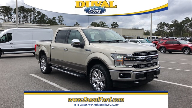 2018 Ford F-150 SuperCrew Cab 4x4, Pickup #JFD66726 - photo 4
