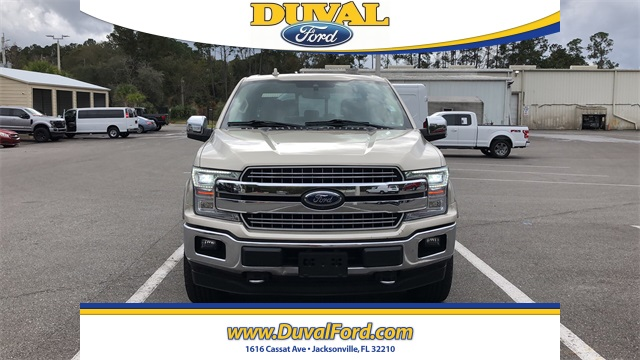 2018 Ford F-150 SuperCrew Cab 4x4, Pickup #JFD66726 - photo 7