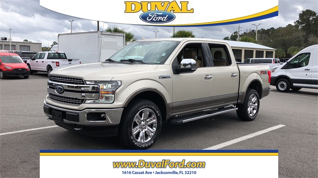 2018 Ford F-150 SuperCrew Cab 4x4, Pickup #JFD66726 - photo 5