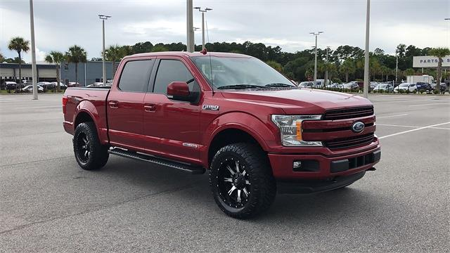 2018 F-150 SuperCrew Cab 4x4,  Pickup #JFE70547 - photo 3