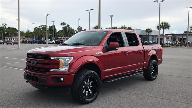 2018 F-150 SuperCrew Cab 4x4,  Pickup #JFE70547 - photo 6