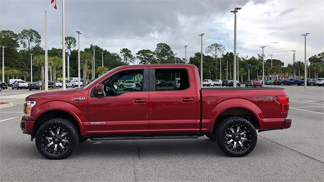 2018 F-150 SuperCrew Cab 4x4,  Pickup #JFE70547 - photo 7