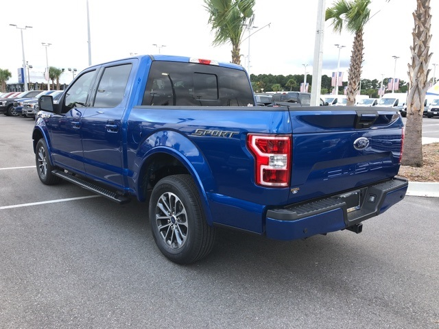 2018 F-150 SuperCrew Cab 4x2,  Pickup #JFE73914 - photo 11
