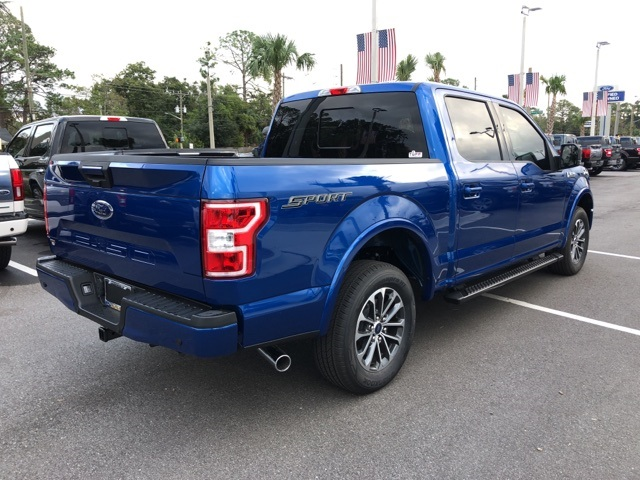 2018 F-150 SuperCrew Cab 4x2,  Pickup #JFE73914 - photo 2