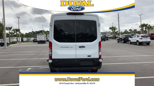 2018 Ford Transit 350 Med Roof 4x2, Passenger Wagon #JKA05090 - photo 20