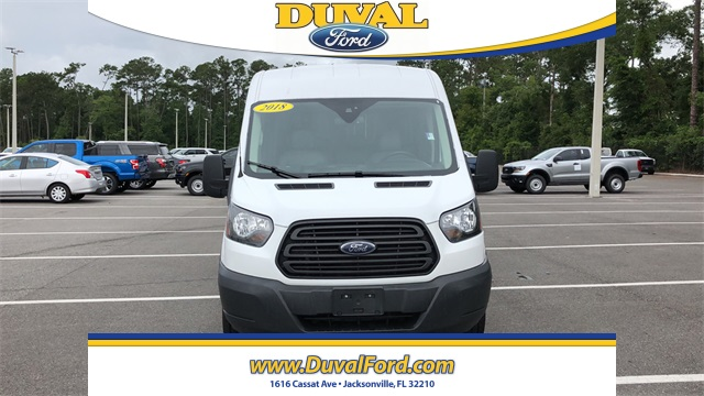 2018 Ford Transit 350 Med Roof 4x2, Passenger Wagon #JKA05090 - photo 5