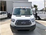 2018 Transit 350 HD DRW 4x2,  Rockport Cargoport Cutaway Van #JKA73662 - photo 3