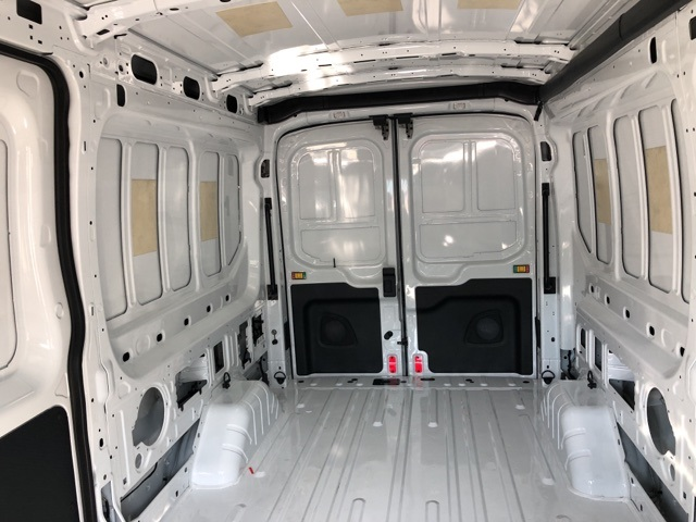 2018 Transit 150 Med Roof 4x2,  Empty Cargo Van #JKA77778 - photo 2