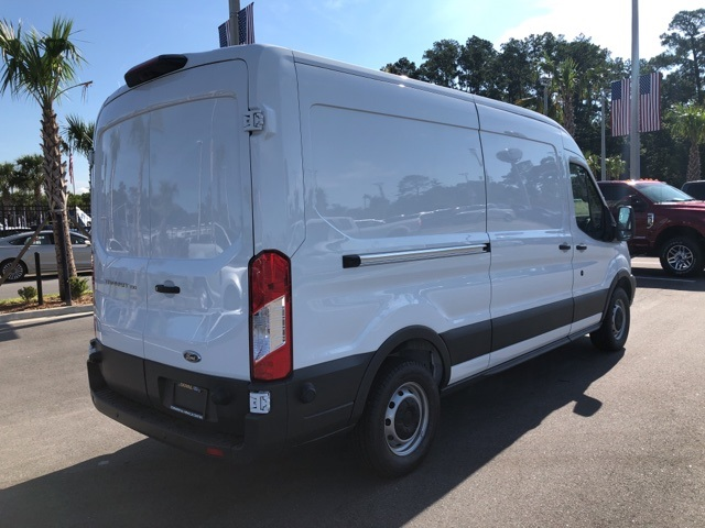 2018 Transit 150 Med Roof 4x2,  Empty Cargo Van #JKA77778 - photo 3