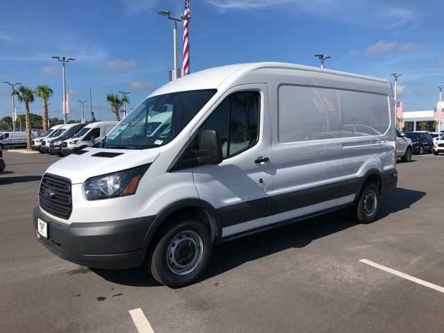 2018 Transit 150 Med Roof 4x2,  Empty Cargo Van #JKA77778 - photo 5