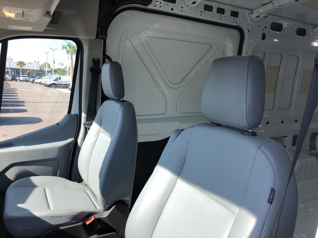 2018 Transit 150 Med Roof 4x2,  Empty Cargo Van #JKA77778 - photo 8