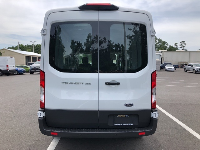 2018 Transit 250 Med Roof 4x2,  Empty Cargo Van #JKA94643 - photo 10